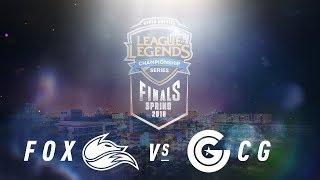Video FOX vs. CG  | NA LCS Spring Playoffs | Third Place Game 3 | Echo Fox vs. Clutch Gaming MP3, 3GP, MP4, WEBM, AVI, FLV Agustus 2018