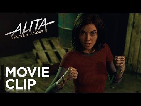 """Alita: Ángel de Combate - """"Ambush Alley"""" Clip?>"""
