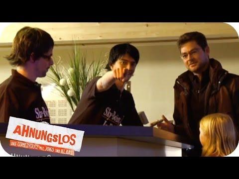 Bowlingschuhe   Ahnungslos - Das Comedyquiz mit Joko und Klaas