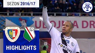 Video Piast Gliwice - Legia Warszawa 1:5 [skrót] sezon 2016/17 kolejka 19 MP3, 3GP, MP4, WEBM, AVI, FLV Februari 2019