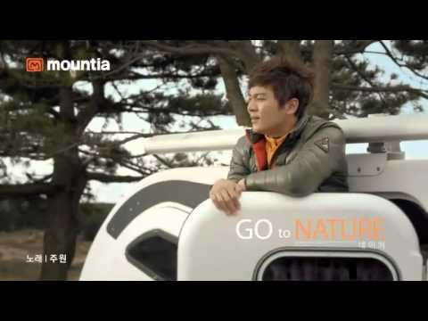 【CF】JOO WON for MOUNTIA 2013 F/W (видео)