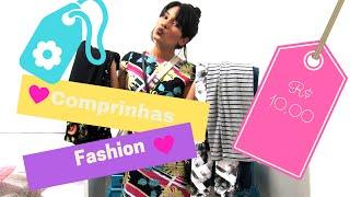 Comprinhas Fashion