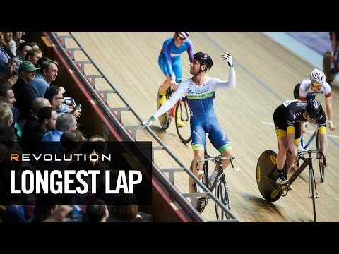 Adam Blythe disqualified from Revolution longest lap race as Ed Clancy takes win (video)