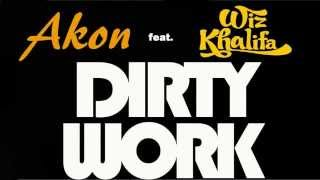 Akon Feat Wiz Khalifa Dirty Work