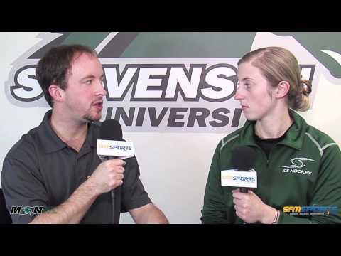Stevenson Women's Ice Hockey Season Preview