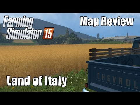 Land of Italy map v1.0