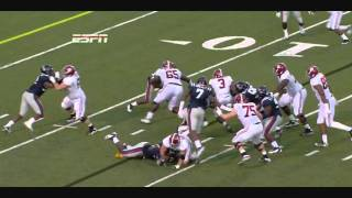 Trent Richardson vs Mississippi (2011)