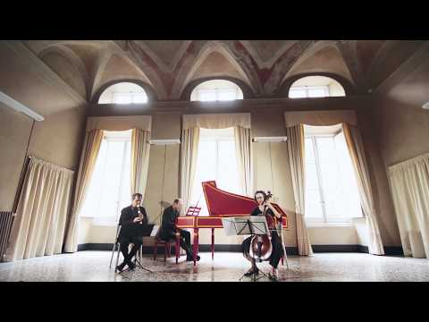 TELEMANN // Sonate à flauto solo by Lorenzo Cavasanti, Sergio Ciomei, Caroline Boersma