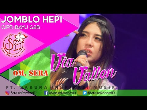 Video Via Vallen - Jomblo Hepi - OM.SERA (Official Music Video) download in MP3, 3GP, MP4, WEBM, AVI, FLV January 2017