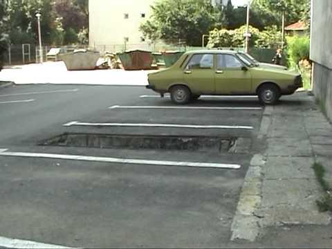 Cel mai tare loc de parcare