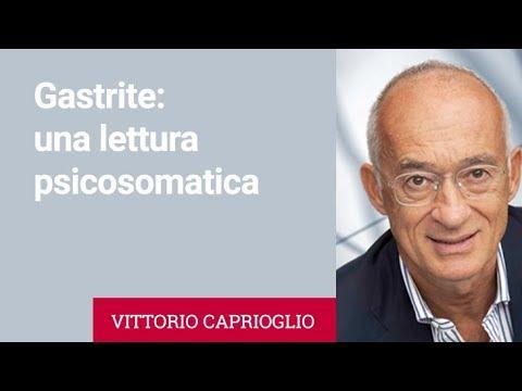 dott. caprioglio - gastrite lettura psicosomatica