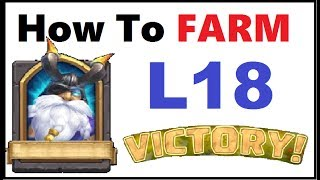 How to set up your heroes to farm Hero Trials L18 almost 100%. Tips, suggestions, improvements welcome. Guide to farm high levels of Hero Trials.Leader of guilds Lithuania, Lietuva, Lietuva-1, Lietuviai and LTU. Always seeking active players. Lietuviai kvieciami prisijungti. Line ID: mvz1Facebook Group:https://www.facebook.com/groups/1776268065931622/Enjoy!