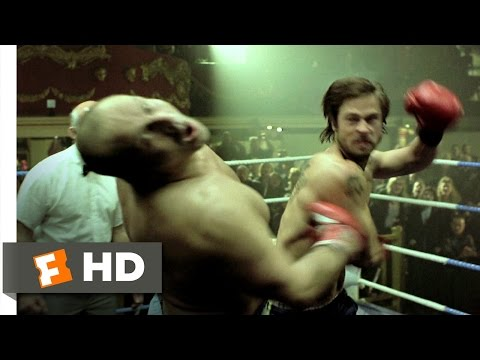 One-Punch Mickey - Snatch. (4/8) Movie CLIP (2000) HD