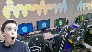 Video MY $20,000 FORTNITE GAMING SETUP!! MP3, 3GP, MP4, WEBM, AVI, FLV Juni 2019