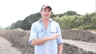 Dunkeld Australia  city images : Improving sustainability by composting at Hopkins River Beef