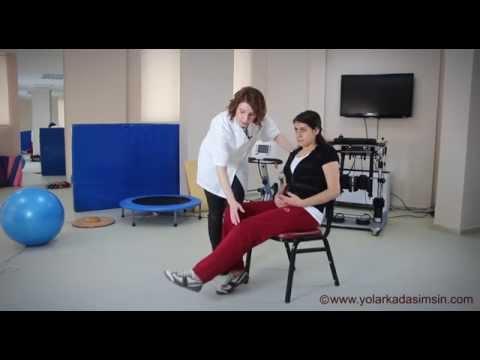 Oturarak Yapılan Egzersizler
