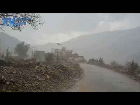 أمطار السبت | 26 - 6 - 1435 هـ | فرشاط