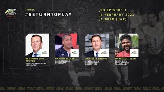 Asia Rugby Live S3 Episode 1 #ReturnToPlay