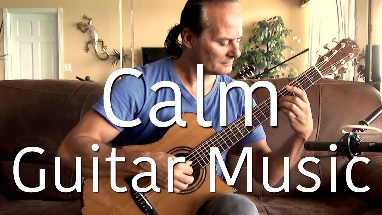 Calm Guitar Music – Michael Marc – Acoustic Guitar
