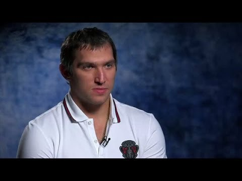 Video: A Conversation with Alex Ovechkin