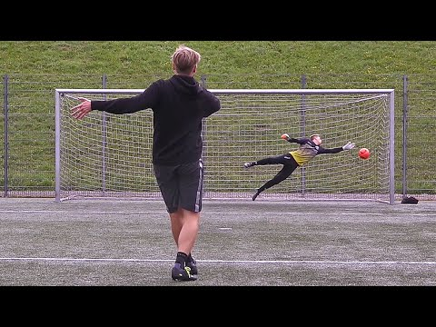 Your Goalkeeper is SHIT..