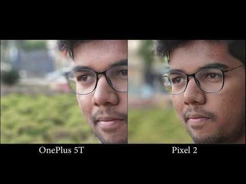 OnePlus 5T vs Google Pixel 2 / XL Camera Comparison