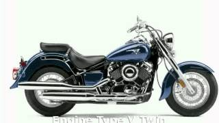 9. 2009 Yamaha V Star Classic - Features and Info