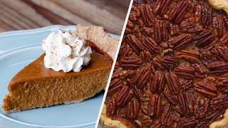 Three Impressive (Yet Easy) Pies For Your Holiday Dessert Table • Tasty by Tasty
