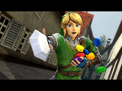 Legend of Zelda – Racing for Rupees