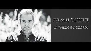 Sylvain Cossette présente Accords - L'album, le livre, la tournée