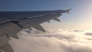 Video Swiss A321 - Turbulence Inflight from Zurich to Barcelona Takeoff MP3, 3GP, MP4, WEBM, AVI, FLV Januari 2019
