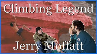 Jerry Moffatt - Mastermind by The Climbing Nomads