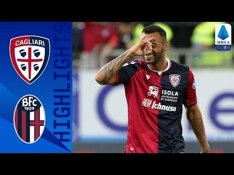 Cagliari Calcio 3-2 FC Bologna