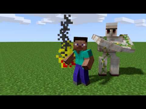 Mine-Imator 1.0.0 Test Animation