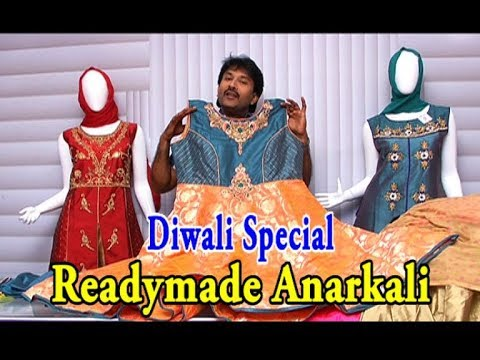 Anarkali Readymades / Diwali Latest Collections / Designer Anarkali Suits