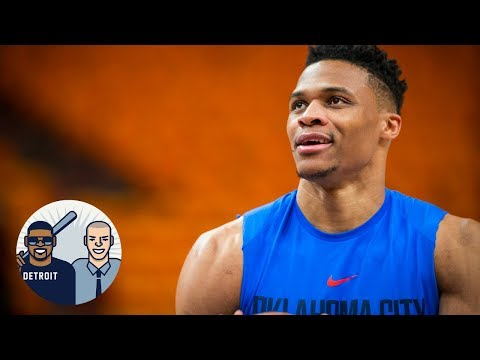 Advice to Thunder star Russell Westbrook on parenting twins   Jalen & Jacoby   ESPN