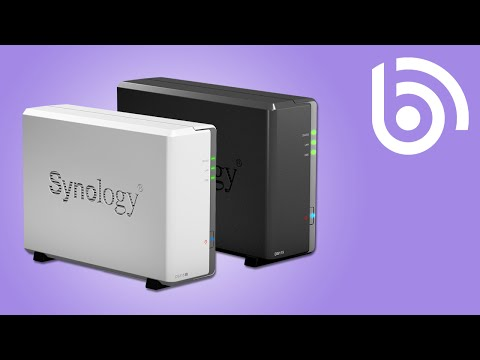 Synology DiskStation - Be Your Own Cloud