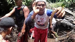 Spot najur kering edisi nguras dapat ikan lele babon2