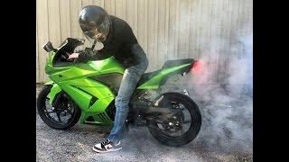 6. Ninja 250r review
