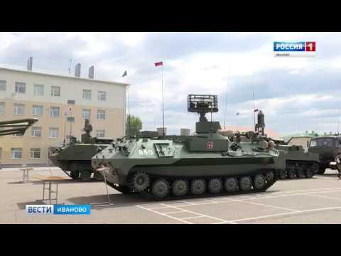 Новейшие комплексы ПВО «Барнаул-Т» в98-й гвардейской дивизии ВДВ
