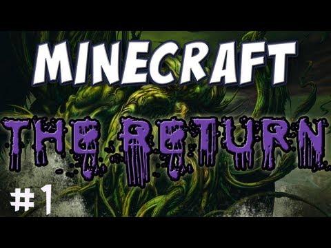 Minecraft - The Return Custom Map Part 1