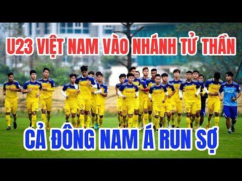 Việt Nam vào nhánh Tử thần Seagame, cả Đông Nam Á run sợ - Thời lượng: 10 phút.