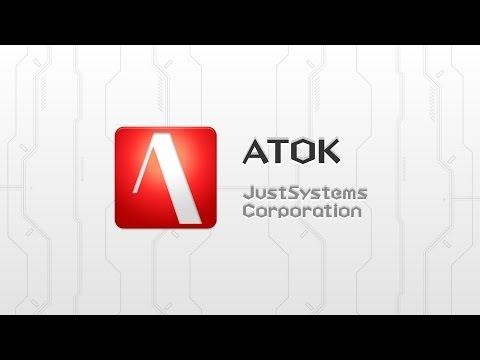 Video of ATOK (日本語入力システム)