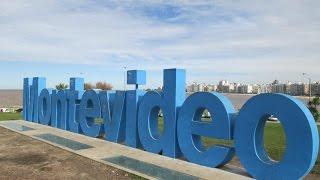 Montevideo Uruguay  City pictures : Viajar Sozinha: Montevideo - Uruguay | Vlog de Viagem