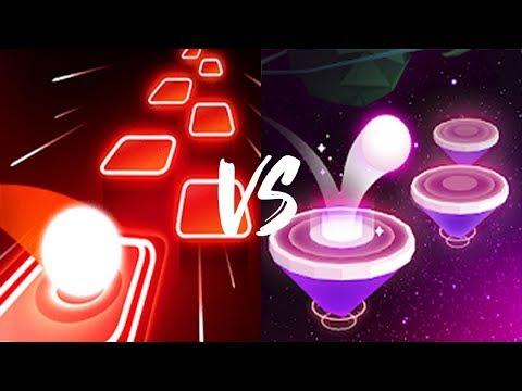 Tiles Hop: EDM Rush VS Hop Ball 3D   TheFatRat - Unity (Xmas)