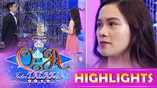 Video It's Showtime Miss Q and A: Ate Girl Jackque wows the madlang people with her acting skills MP3, 3GP, MP4, WEBM, AVI, FLV Maret 2019
