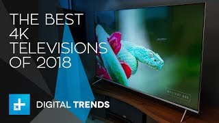 The Best 4K TVs of 2018
