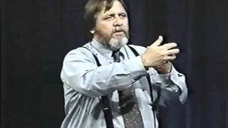 Rick Roderick on Habermas - The Fragile Dignity of Humanity [full length]