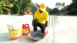 Permanent & guaranteed  WaterProofing system solutions call 9329577550