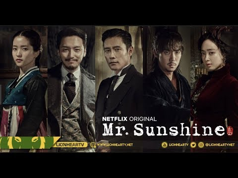 NETFLIX - Mr. Sunshine Series review - Episode 1 to 14 - NON spoilers